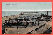 Vintage card. The Pavilion, Ramsgate, Kent