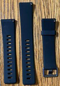Fitbit Versa Wristband - Black Fitbit Versa Watchband - NEW