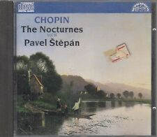 CD- THE NOCTURNE - CHOPIN - PAVEL STEPHAN -- 2 SUP0022 - 1987 -- ZCD1