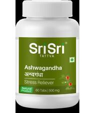2 X Ayurveda Sri Sri Tattva Ashwagandha Tablet 60 Tab Free Shipping