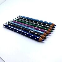 Laval Pencils Eyeliner Pencil Eye Liner White Black Brown Blue Lilac Grey Green