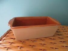 The Great American Stoneware Factory Western Loaf Pan