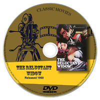 The Reluctant Widow 1950 Classic DVD Film - Drama, Film-Noir