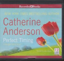 PERFECT TIMING by CATHERINE ANDERSON~UNABRIDGED CD'S AUDIOBOOK