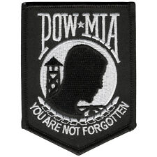 POW MIA You Are Not Forgotten 4 x 3 Patch #9068