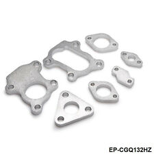 Turbocharge Turbo Flanges Seven piece Complete set for Middle Steel RHB31 VZ21
