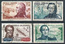 Colonies Française - Nouvelle Calédonie - N° 280 à 283 - Oblit - Used