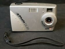 Agfa ePhoto CL30 1.0 MP Digital Still Camera Photo w/ 4 MB Sandisk Compact Flash