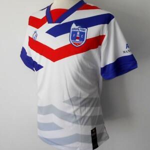 EUROPA POINT FC Gibraltar Hope & Glory Home Football Shirt 2020-2021 NEW Jersey