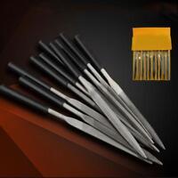 Needle File Set Hobby Models Jewelry Clocks Watches Repair Kits/ Hand Tools O3H0