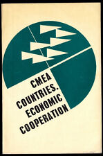 Belyajev, Yuri; CMEA Countries. Economic Cooperation, 1970