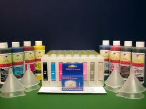 250ml InkOwl Ink Refill System for EPSON Stylus Pro 7800 9800