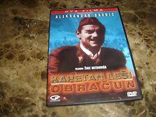 Kapetan Lesi/Obracun (Captain Leshi / The Clash [2 movies] (DVD 1960/1962)