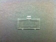 NEUF Transparent Clair GAME BOY Poche Batterie de remplacement étui couvercle
