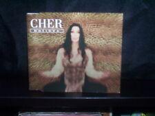 CHER BELIEVE - RARE AUSTRALIAN CD SINGLE
