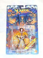1995 MARVEL X-MEN MUTANT GENESIS SERIES WOLVERINE FANG ACTION FIGURE TOY BIZ!