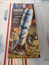 "VINTAGE Revell US Army Redstone Rocket Model Kit ""1995"" - 110 Scale"