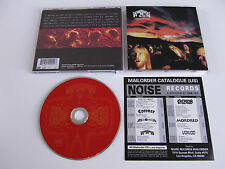 MESSIAH Underground CD 1995 RARE OOP SWISS THRASH ORIGINAL PRESSING NOISE!!!