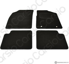 Ford KA 2009 to 2013 Fully Tailored Black Car Floor Mats Carpet 4pc