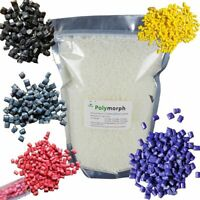 Polymorph Moldable Plastic 100g 200g PCL Shifter Thermoplastic Hobbyist Usage