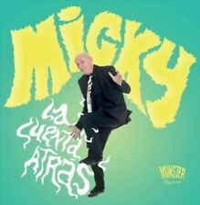 MICKY (SPAIN) - LA CUENTA ATRAS * NEW CD