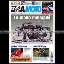 LA VIE DE LA MOTO LVM N°535 ★ INDIAN 500 1912 ★ TECHNIQUE MOTEUR JAP 500