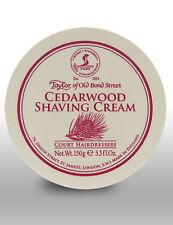Taylor Of Old Bond Street Cedarwood Shaving Cream 150g Bowl - 01012