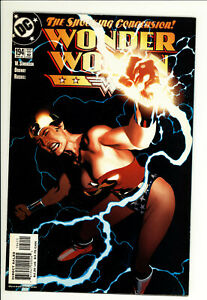 Wonder Woman 194, 195 & 196 - Adam Hughes Cover - High Grade 9.4 NM