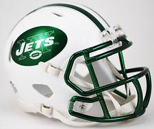 NEW YORK JETS NFL Riddell Speed Mini Football Helmet