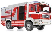 Wiking 043197 - 1/43 Feuerwehr - Rosenbauer AT LF (MAN TGM) - Neu
