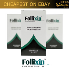 3x FOLLIXIN HAIR GROWTH RESTORATION HAIR LOSS TREATMENT SOLUTION Profolan