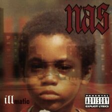 Nas-Illmatic (US IMPORT) CD NEW