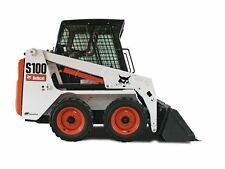 BOBCAT S100 Skid-Steer Loader Service, Operator's  & Parts Manual CD