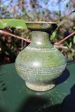Chinese porcelain celadon glazed Hu jar, Han dynasty (206 BC-220AD)