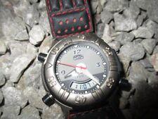 CAMEL Trophy Chronograph Adventure Watch 100 M Quartz Analog + Digital 42 mm 90s