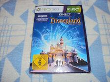 Kinect Disneyland Adventures (Microsoft Xbox 360) Neuf neuf dans sa boîte