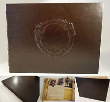 Elder scrolls online type book from Imperial Edition-Emperor 's Guide to tamriel