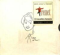 Charles Trenet CD Mon Coeur S'envole - Tirage limité - France (EX/M)