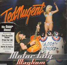 Ted Nugent(2CD Album)Motor City Mayhem-Eagle-ER 20160-2-US-2009-New