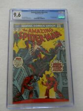 Marvel Comic Spiderman #136, CGC Graded 9.6