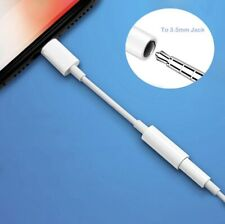 Adaptador de Lightning a toma para auriculares de 3,5 mm