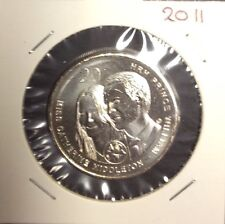 2011 20 cent  unc coin- William and Kate