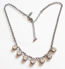 Crystal Gemstone Costume Necklaces and Pendants