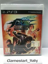 THE KING OF FIGHTERS XIII 13 DELUXE EDITION - SONY PS3 - NUOVO SIGILLATO PAL