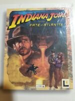 INDIANA JONES And the Fate of Atlantis CD-ROM Brand NEW Sealed