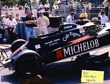 KEVIN COGAN Terrell Racing 010 Cosworth V8 1981 INDY 500 DRIVER 8 X 10 PHOTO 12