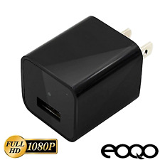 USB Spy Camera 1080p UX6 ScoutOut 16GB Mini DVR GENUINE Charger FBI Surveillance