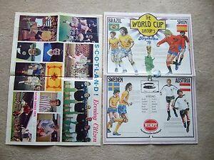 poster 1978 world cup group 3 brazil spain sweden austria