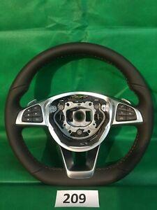 Mercedes-Benz AMG Sportpaket Leder Lenkrad Espressobraun B CLA CLS C117 C218