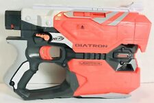 NERF Vortex DIATRON Dual Shot Gun 🔫🔫Disc Blaster White